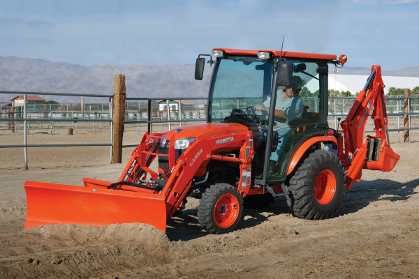 Kubota | B Series | Model B2650/B3350 for sale at Denver, CO