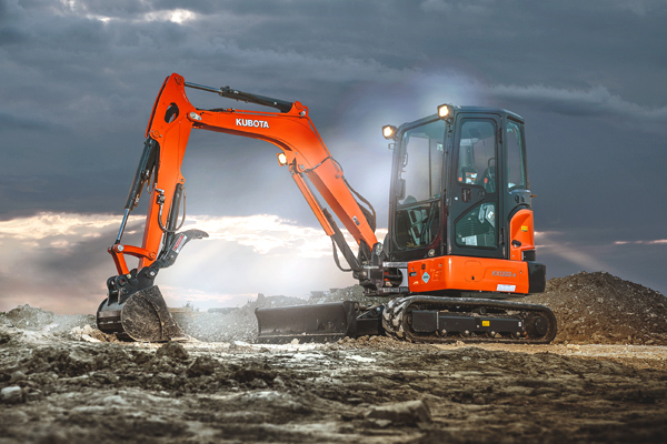 Kubota | Construction Equipment | Compact Excavators for sale at Denver, CO