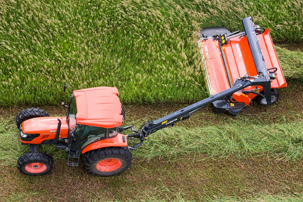 Kubota | Disc Mower Conditioners | DMC8000 for sale at Denver, CO