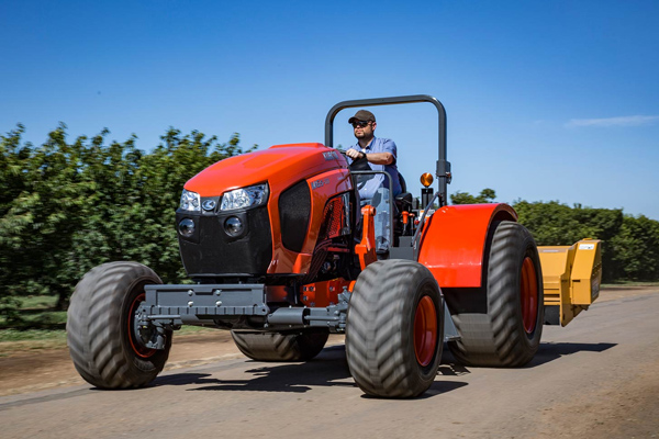 Kubota | Specialty Tractors | M Low Profile for sale at Denver, CO