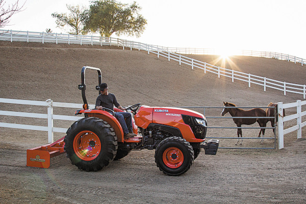 Kubota | MX Series | Model MX5200 (Prior) for sale at Denver, CO