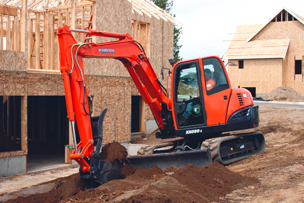 Kubota KX080-4S for sale at Denver, CO