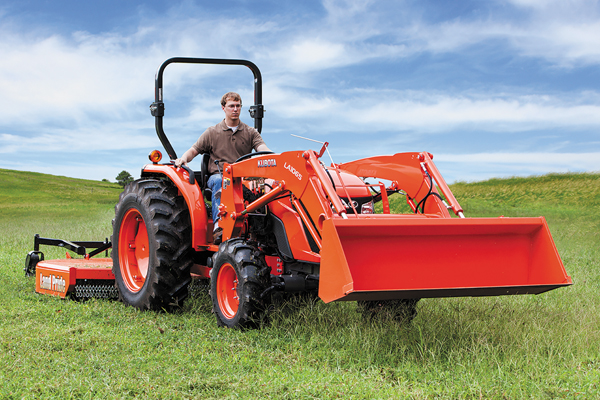 Kubota | MX Series | Model MX5800 (Prior) for sale at Denver, CO