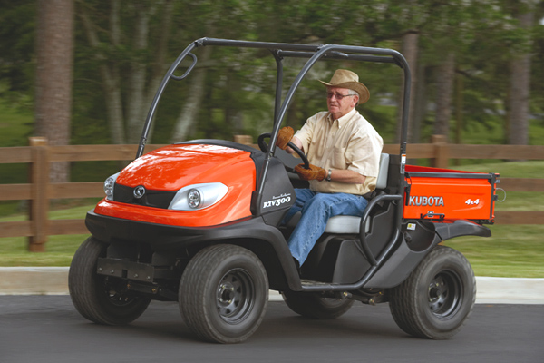 Kubota | RTV Series | Model RTV500 for sale at Denver, CO