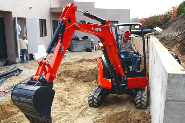 Kubota U35-4 for sale at Denver, CO