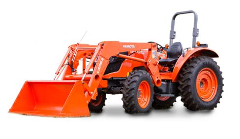 Kubota M5660SUHD » Universal Tractor