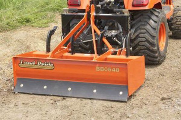 Land Pride | BB05 Series Box Scrapers | Model BB0548 for sale at Denver, CO