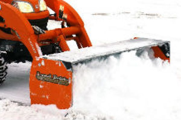 Land Pride | Snow Removal | SPL05 Loader Mount Snow Pushers for sale at Denver, CO