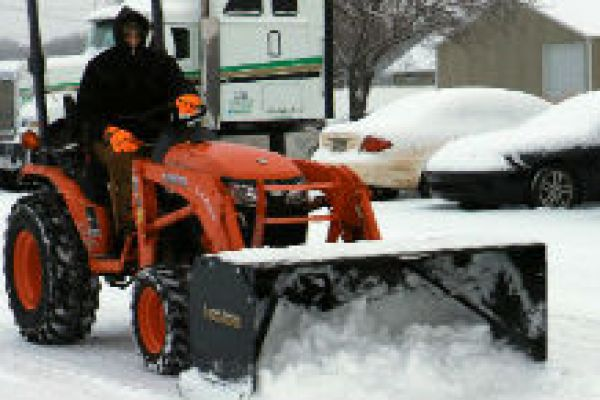 Land Pride | Snow Removal | SPL10 Loader Mount Series for sale at Denver, CO