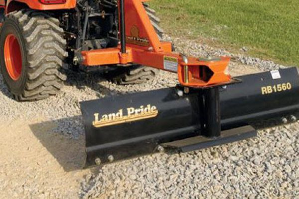 Land Pride | Snow Removal | RB15 Series Rear Blades for sale at Denver, CO