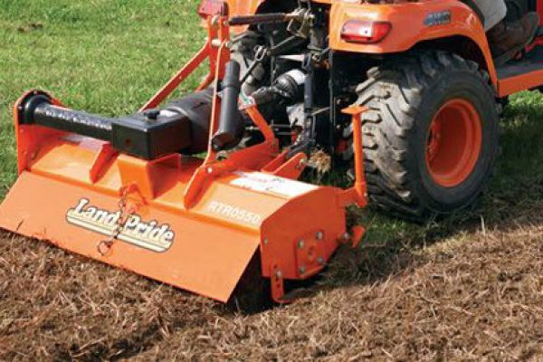 Land Pride | Rotary Tillers | RTR05 Series Rotary Tillers for sale at Denver, CO