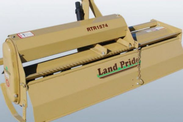 Land Pride | RTR15 Series Rotary Tillers | Model RTR1550 for sale at Denver, CO