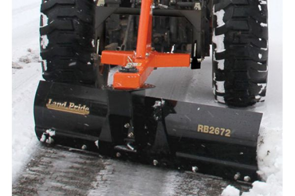 Land Pride | RB26 Series Rear Blades | Model RB2672 for sale at Denver, CO